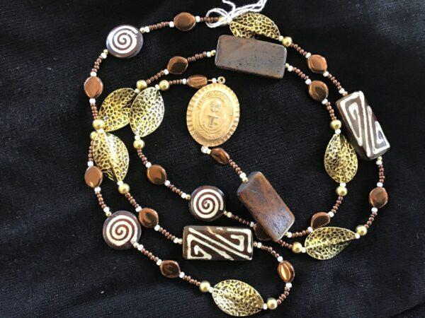 Nigeria necklace