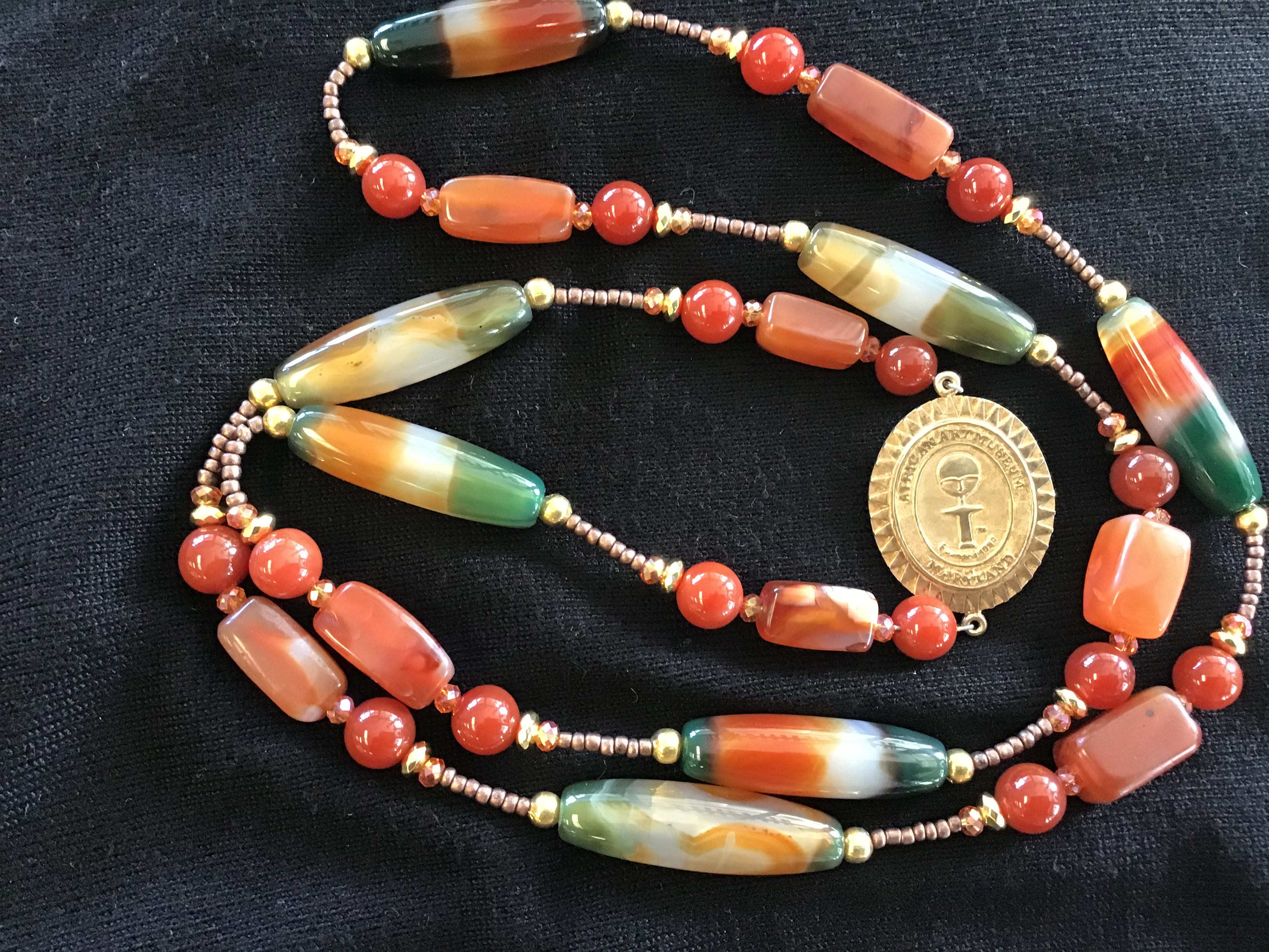 The Gambia necklace